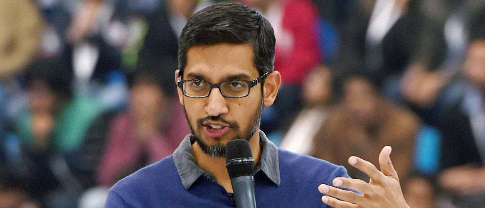 Scale of Indian market allowing Google to develop new products