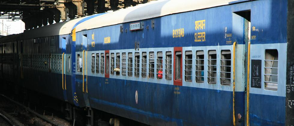 Integrated block between Pune, Daund