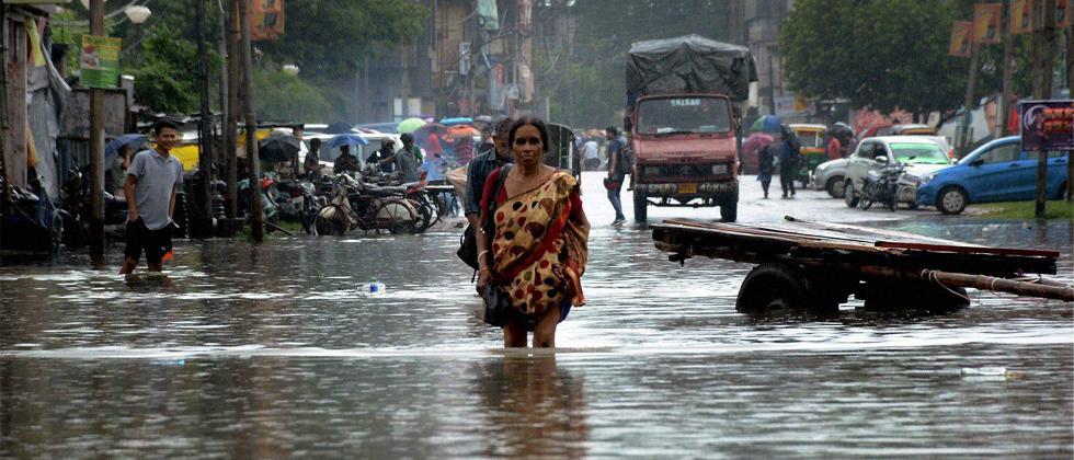 Tripura-Floods