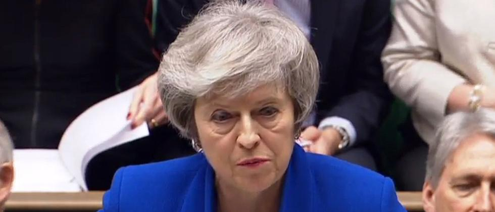 UK MPs inflict biggest ever defeat to PM May over Brexit divorce deal