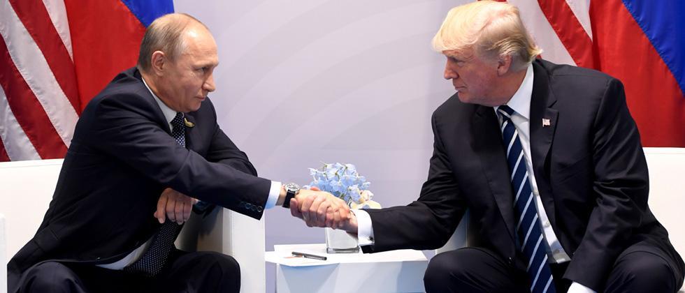 Putin preferred Clinton at the White House: Trump