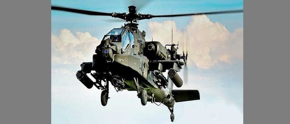 US approves sale of Apache attack helicopters, missiles to India