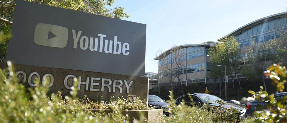 One killed, four injured in shooting at YouTube headquarters