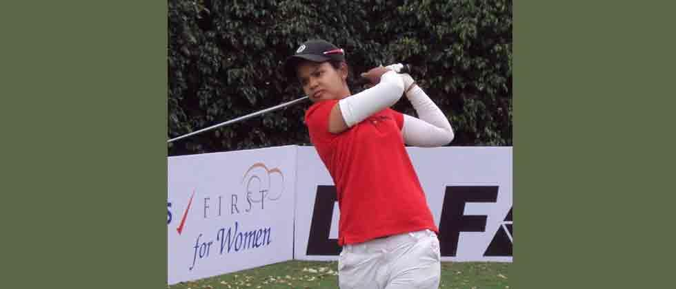 Vani leads strong field in 15th Leg  of Hero WPGT