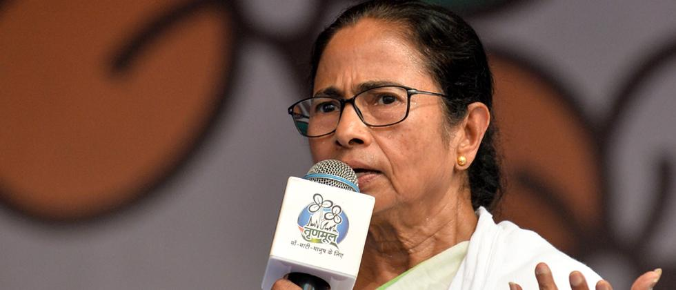 LokSabha 2019: Cong taking help from RSS : Mamata Banerjee