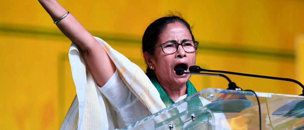 LokSabha 2019: If Modi is re-elected, he will change India into totalitarian regime: Mamata Banerjee