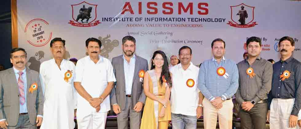 National level event 'Alacrity' by AISSMS' IOIT College organised