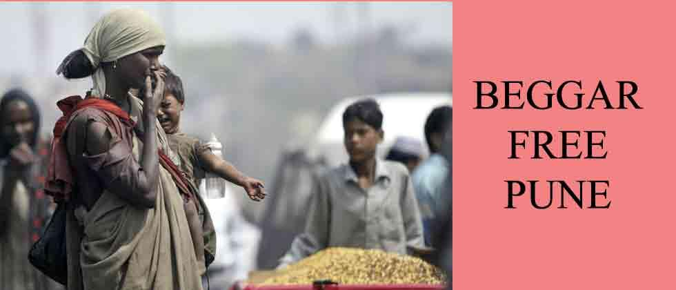 Beggar-free Pune' drive from today