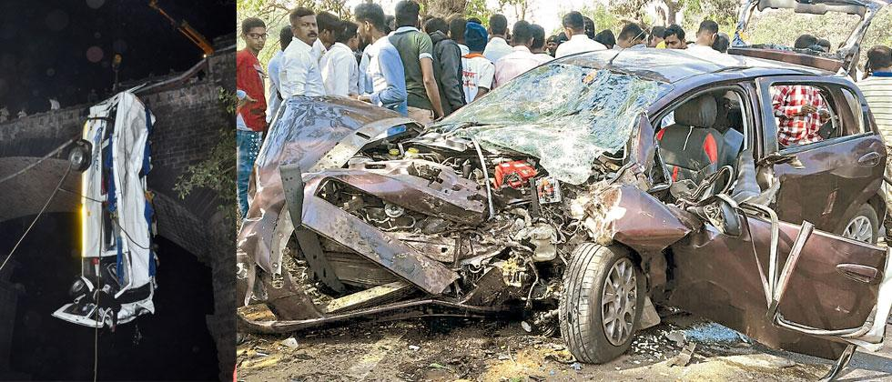 19 from Pune dead in 2 accidents in Kolhapur