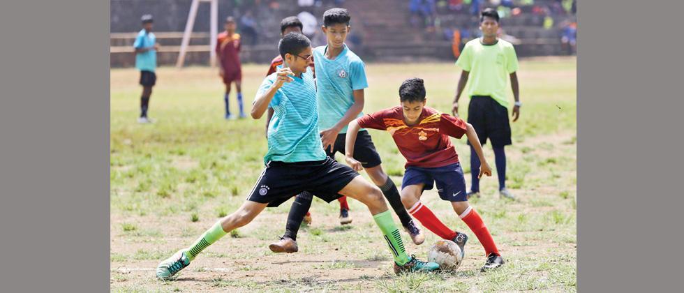 Akash strikes as Bishop's Camp wins