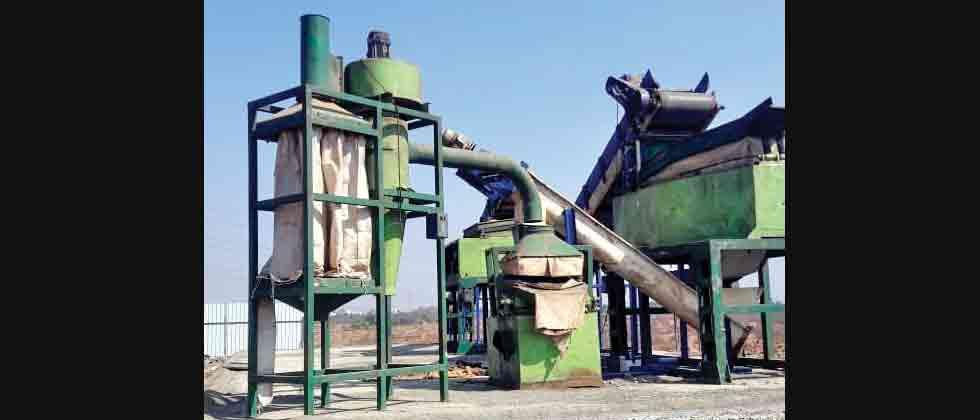 Wagholi gets pvt garbage plant