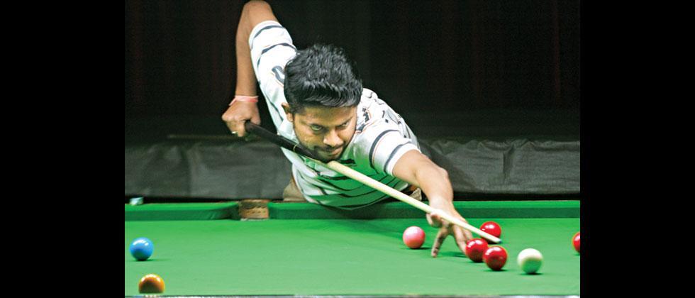 Anurag Giri defeated Rushabh Takkar to clinch Deccan Gymkhana all-India Snooker Championship title