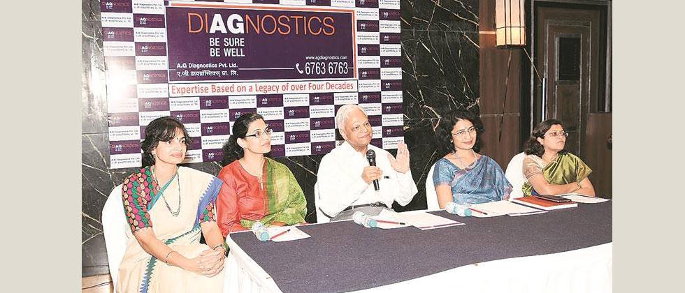 Dr Ajit Golwilkar is new CEO of AG Diagnostics