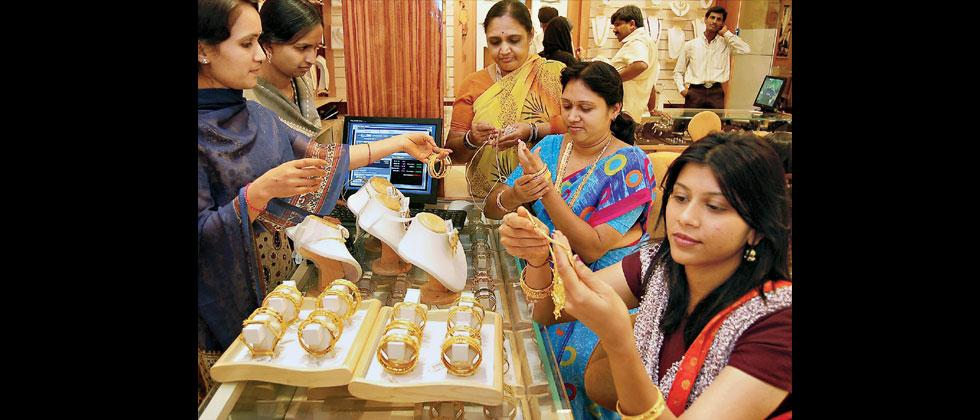 Youngsters preferring diamonds over gold, silver