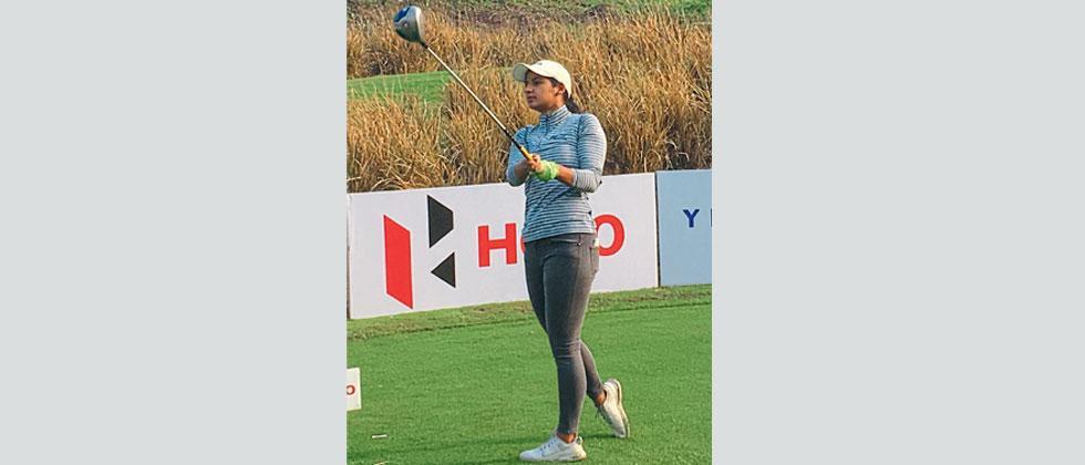 Neha Tripathi in action