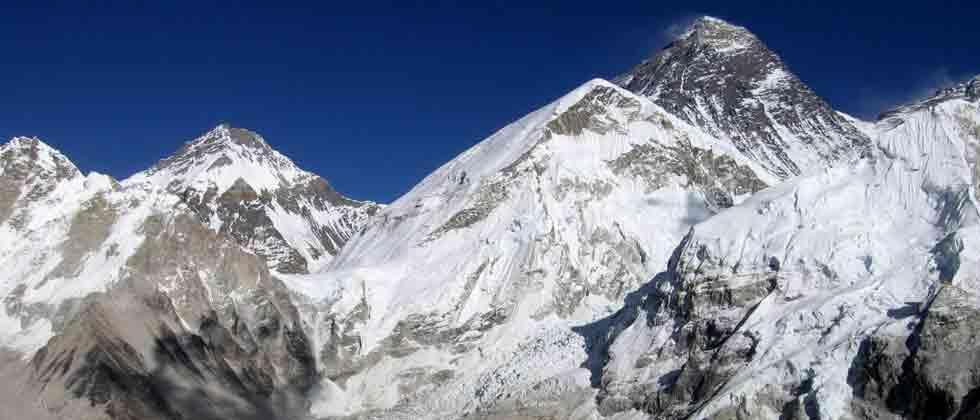 Col Kumar guides city mountaineers