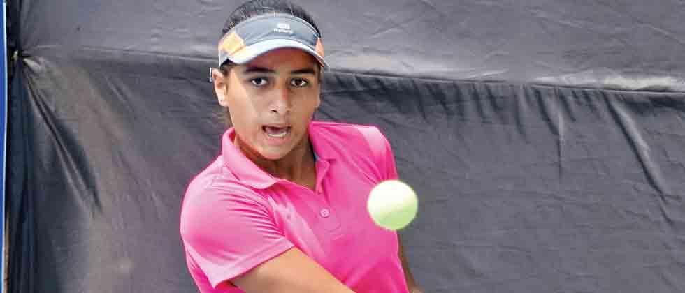 Jagmeet gets past Sneha, moves ahead in qualifiers