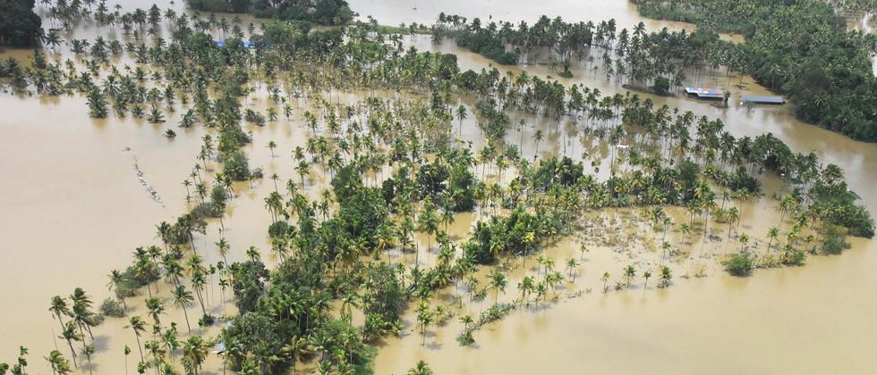 Kerala flood less intense than deluge of 1924