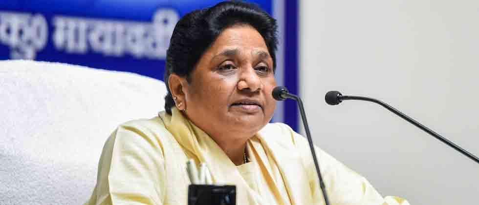 SC refuses to consider Mayawati's plea against EC order