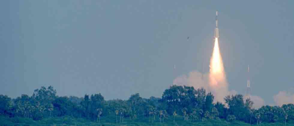 India puts into orbit military satellite for IAF