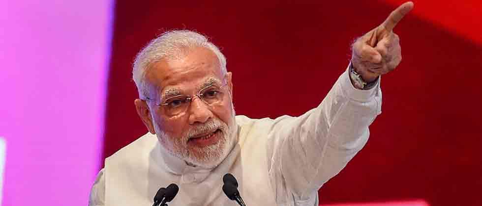 India going through major transformation