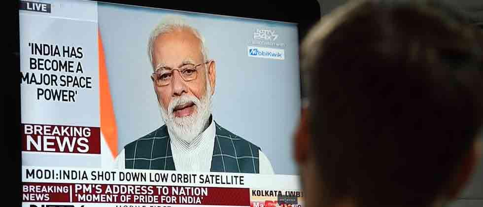 A-SAT hits live satellite, India now space superpower