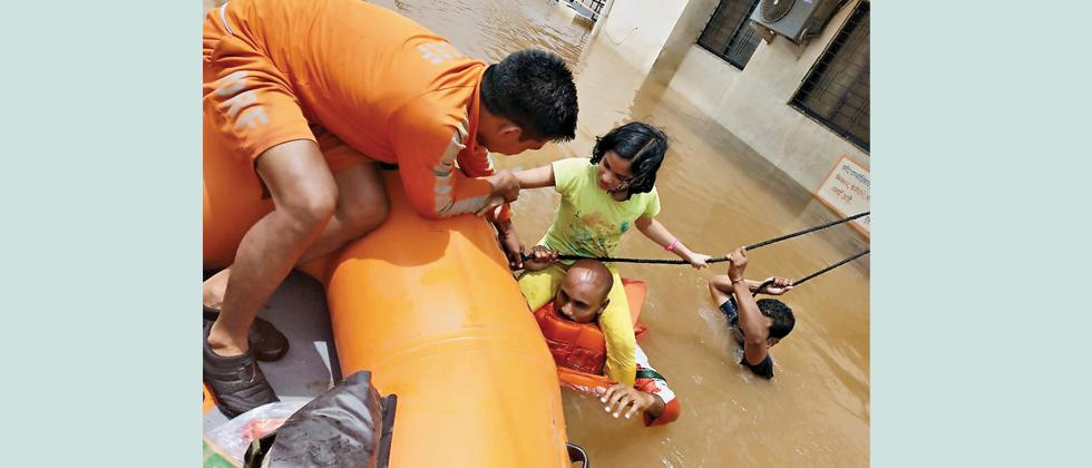 Armed Forces, NDRF rev up rescue efforts