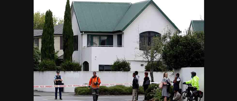Mass shootings at New Zealand mosques kill 49