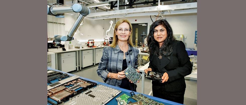 Indo-Australian scientist develops firm to tackle e-waste hazard