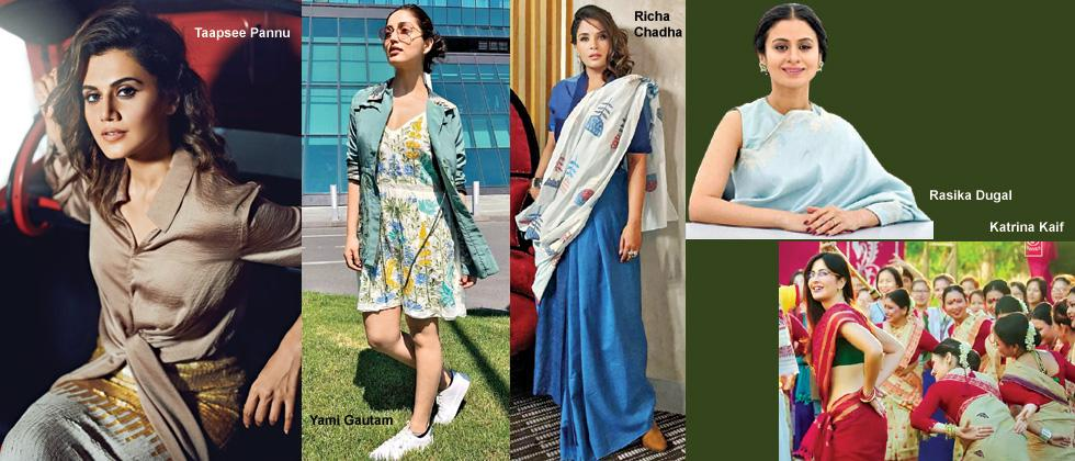 B-town beauties who support sustainable fashion