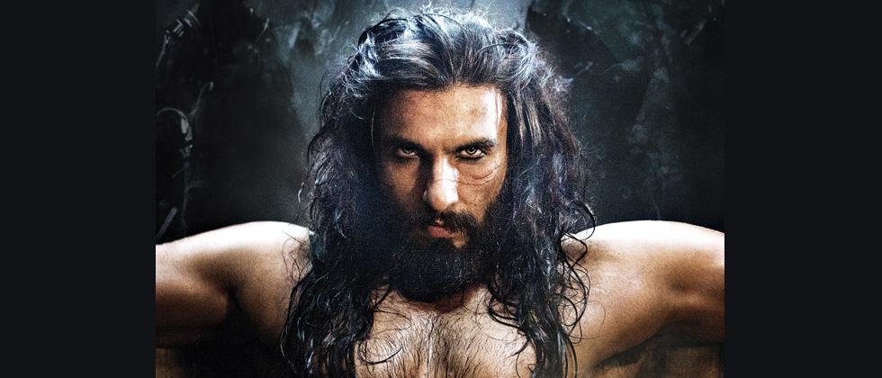 Ranveer Singh's look influenced by Alauddin Khilji's Turkish origins