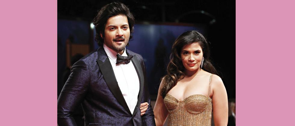 Richa to accompany beau Ali to the Oscars