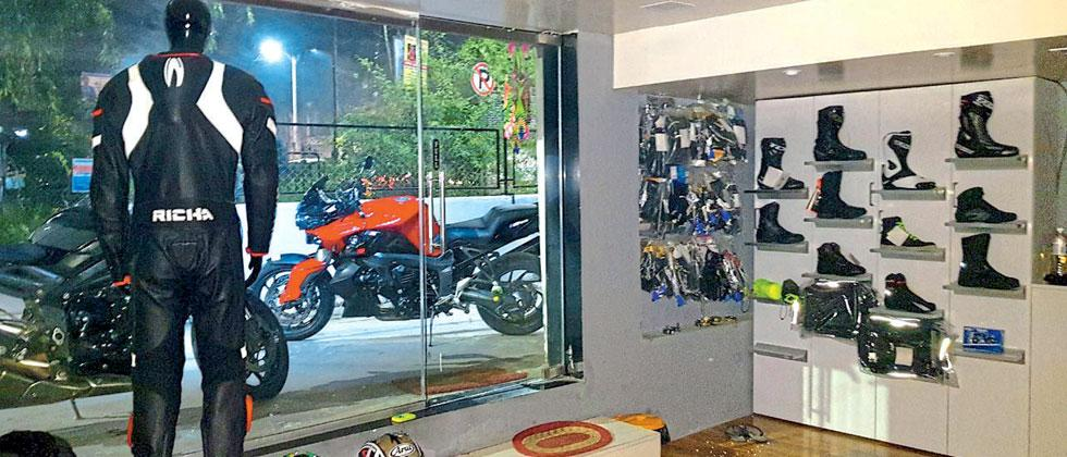 Redliners Moto Gear