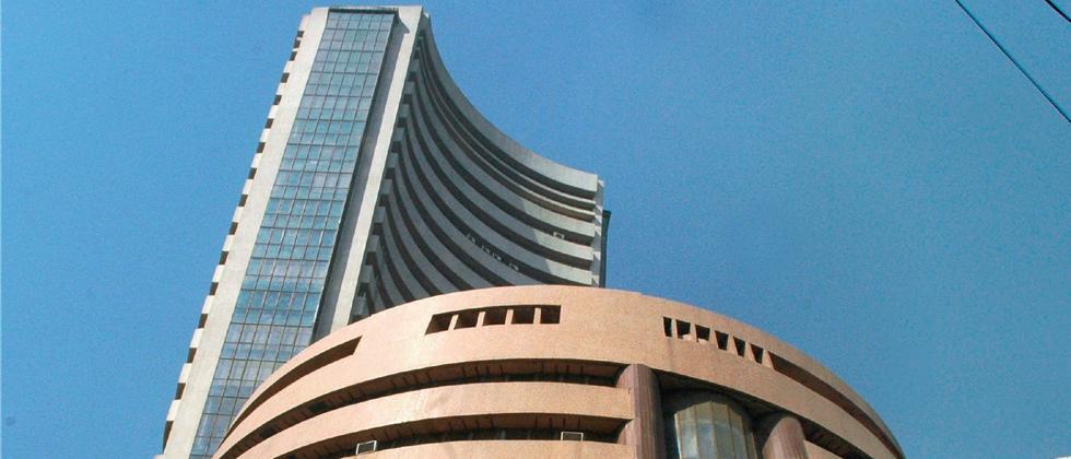 Sensex hit life-time high at 38,416.65