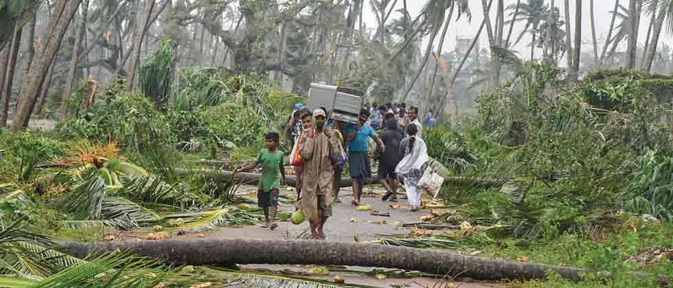 Over 60 lakh hit by cyclone, flood in Odisha