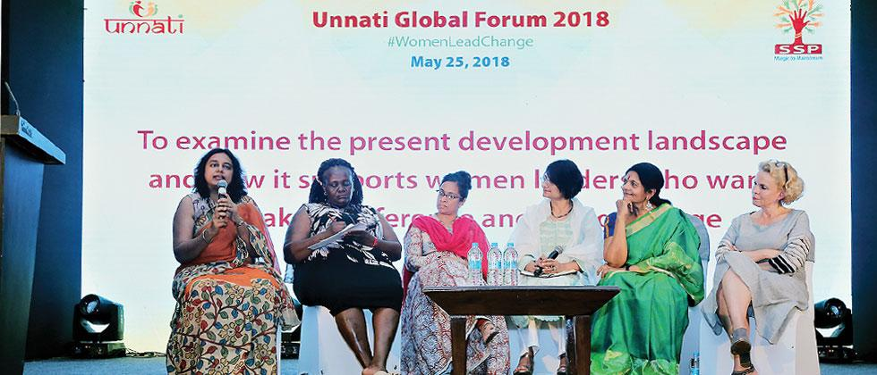 Unnati Global Forum was organised by SSP