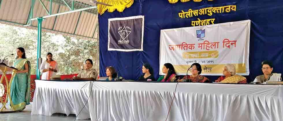 Bharosa Cell celebrates Int'l Women's Day