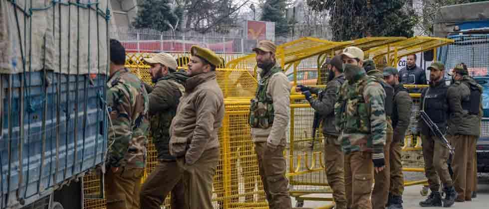 Major, 2 JeM commanders among 7 killed in Pulwama encounter