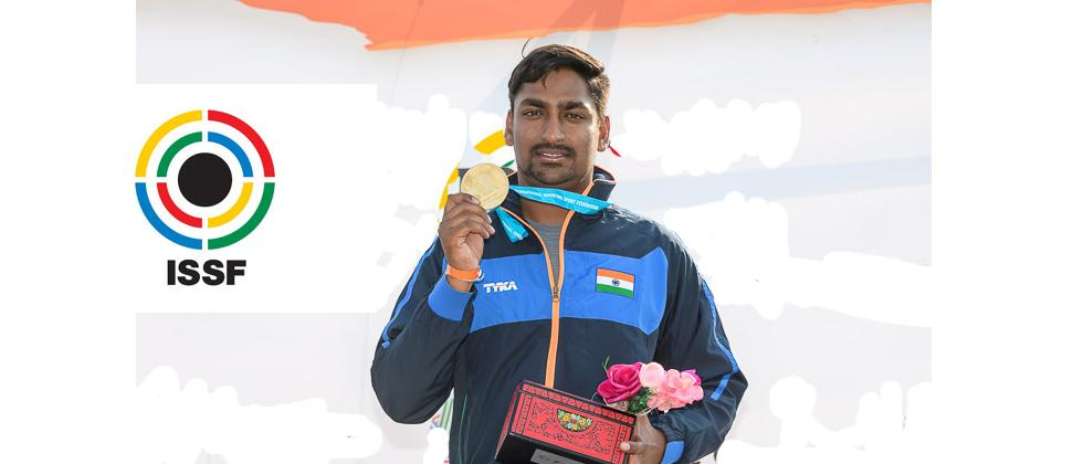 Ankur Mittal wins double trap gold