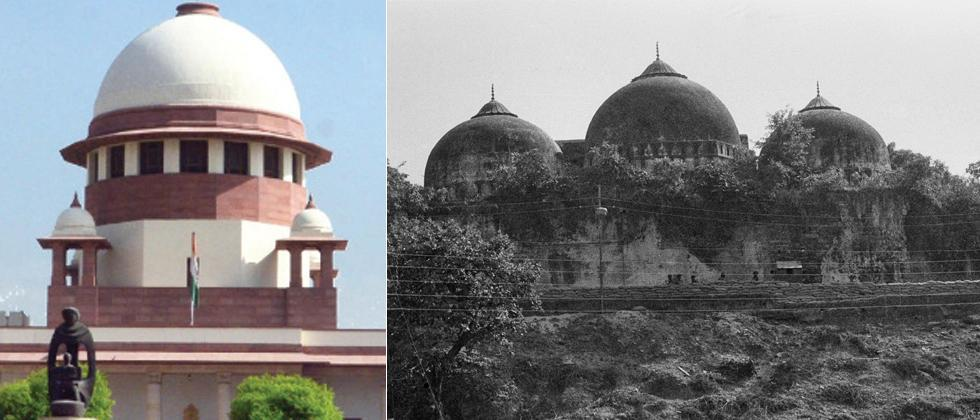 Centre moves SC seeking nod to return 67-acre land around disputed Ayodhya site to original owners