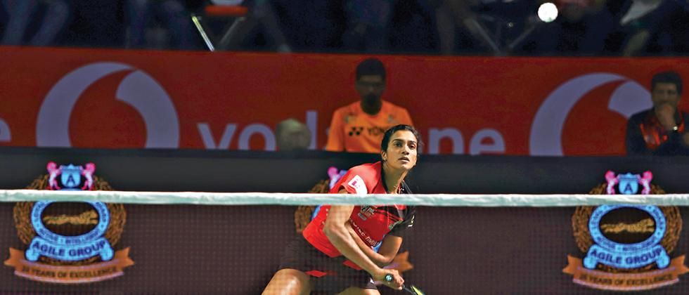Sindhu earns bragging rights with win over Saina