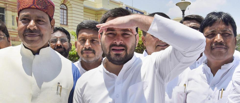 Rahul Gandhi not sole opposition PM candidate: Tejashwi Yadav