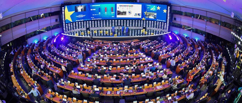 Liberal, Green gains upset EU parliament power balance