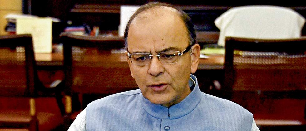 Jaitley hints at no cut in excise on oil, asks citizens to pay taxes honestly