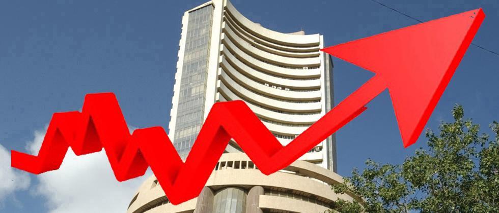 Sensex, Nifty end marginally higher; bank stocks gain
