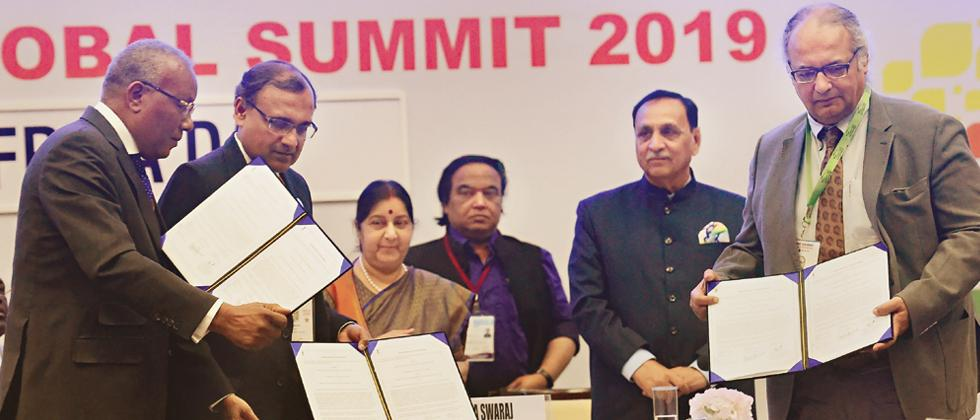 'India will remain Africa's trusted partner'