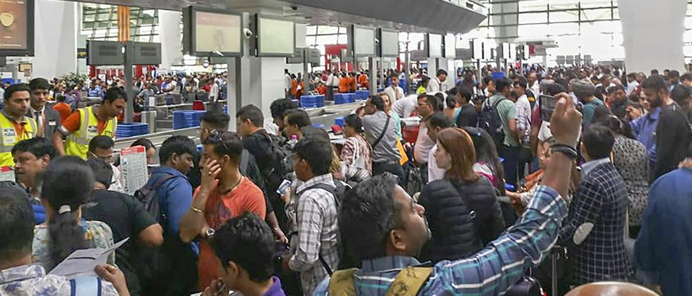 Air India operations affected globally as software shuts down for six hours