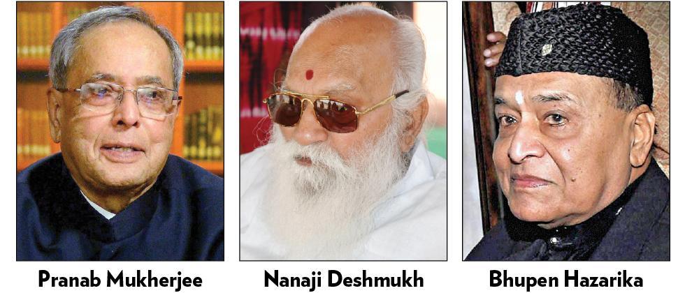 Bharat Ratna for Pranab Da