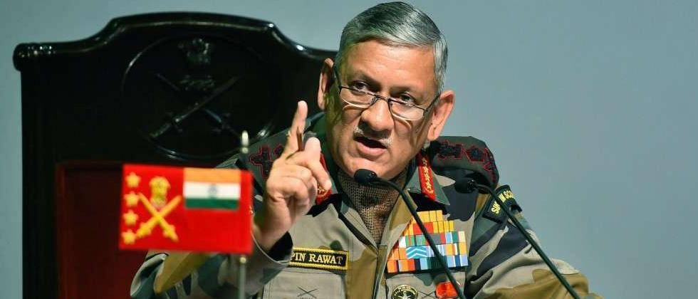 Terrorism new form of warfare, need control over social media to stop radicalisation: Rawat