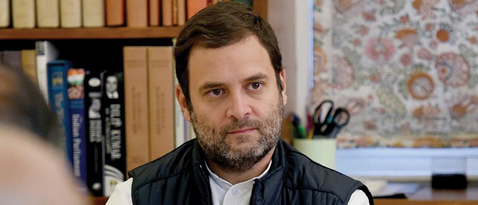 CWC starts meet for Rahul's elevation as party president